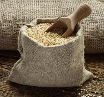 """Kasza quinoa nazywana """"złotem Inków"""""""