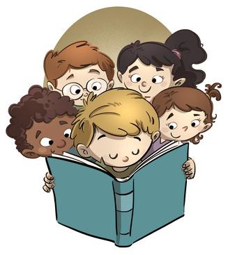 Koło literackie dla dzieci