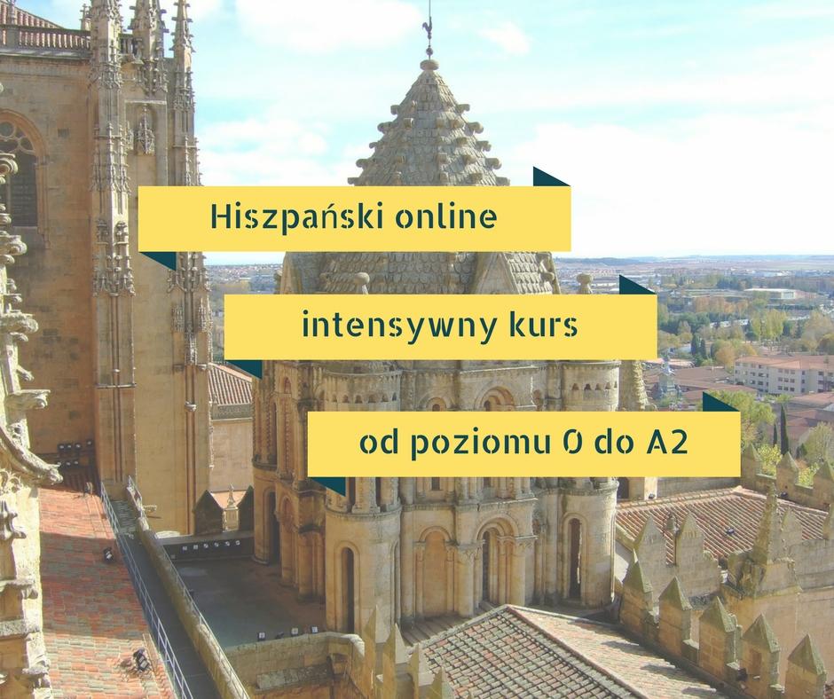 Hiszpański online 0-A2