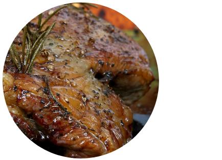 Tu receta en español – Cena de Nochevieja, Cordero al horno