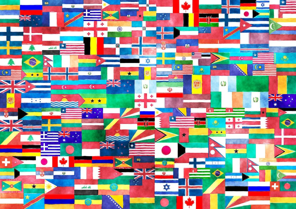 KRAJE, NARODOWOŚCI, JĘZYKI – język hiszpański dla początkujących